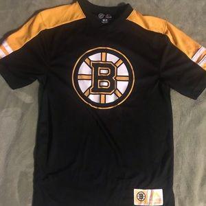 Men's small Boston  Bruins jersey shirt NHL hockey